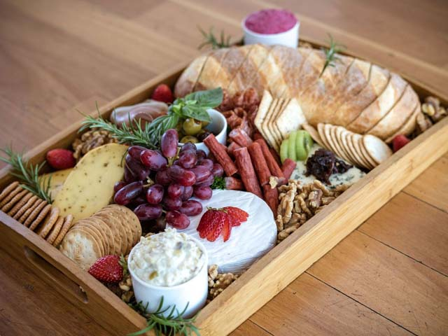 Gourmet Grazing Box