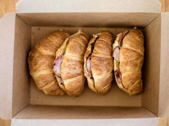 Ham And Cheese Croissants