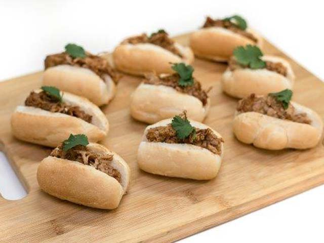 Pulled Pork buns
